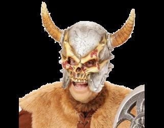 Máscara Vikingo