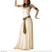 Disfraz de emperatriz egipcia
