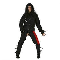 Disfraz de Rockero Negro