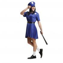 Disfraz de Policía mujer para hombre