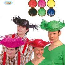 Sombrero espantapájaros