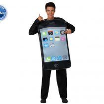 Disfraz de teléfono móvil