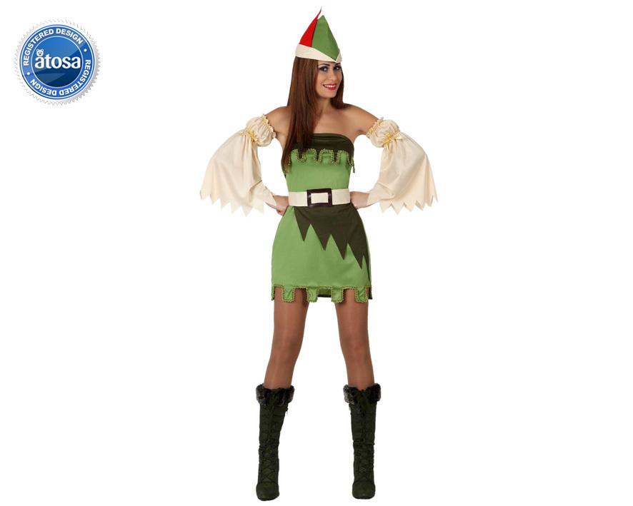 disfraz de chica del bosque dbp disfraces a buen precio