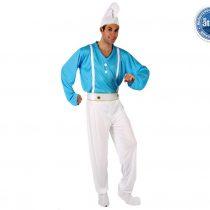 Disfraz de Pitufo Azul