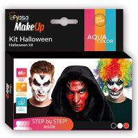 Set Maquillaje Halloween