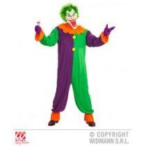 Disfraz Joker Maligno para niño
