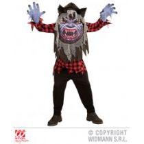 Disfraz Hombre Lobo para niño