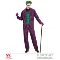Disfraz Joker Diablo para hombre