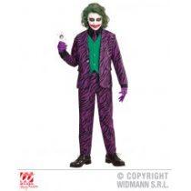 Disfraz Joker Diablo para niño