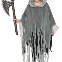 Disfraz Poncho Zombie para niño