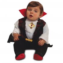 Disfraz Drácula para bebe