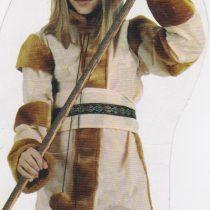 Disfraz Esquimal para niña